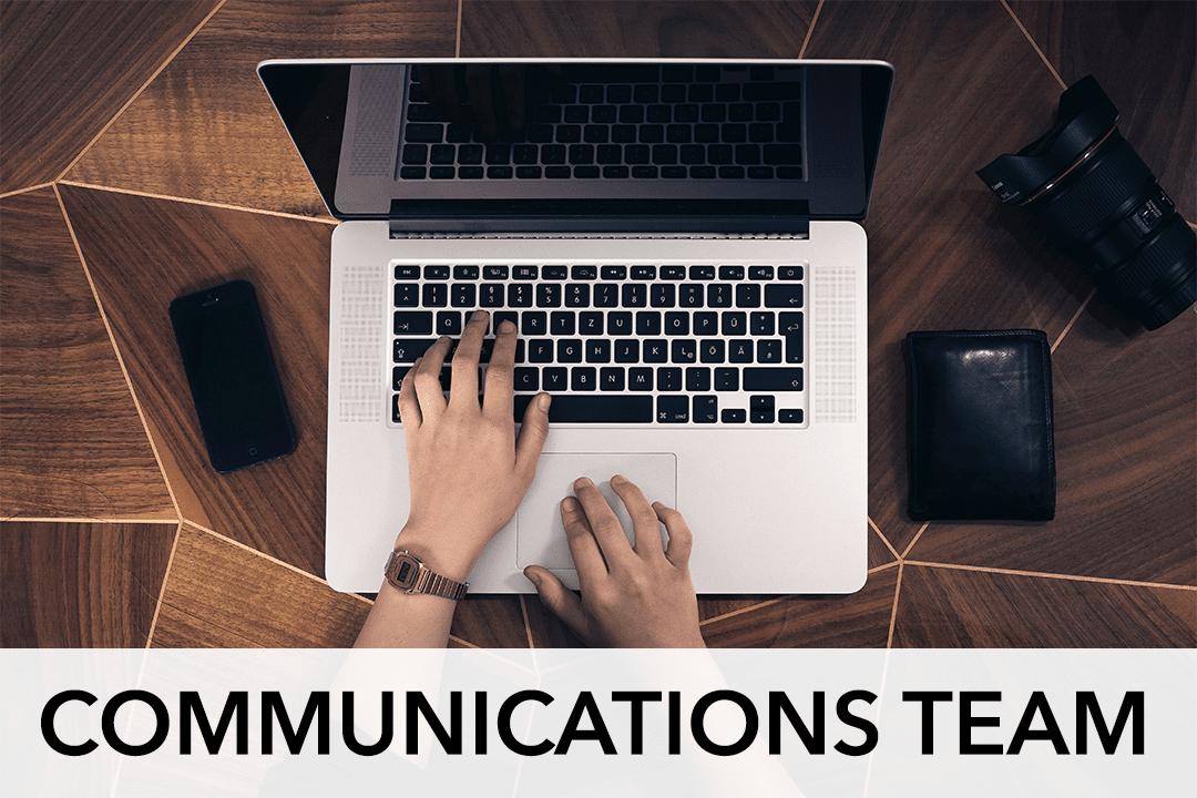 communciations job