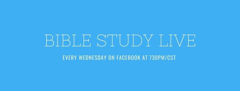 bible study live