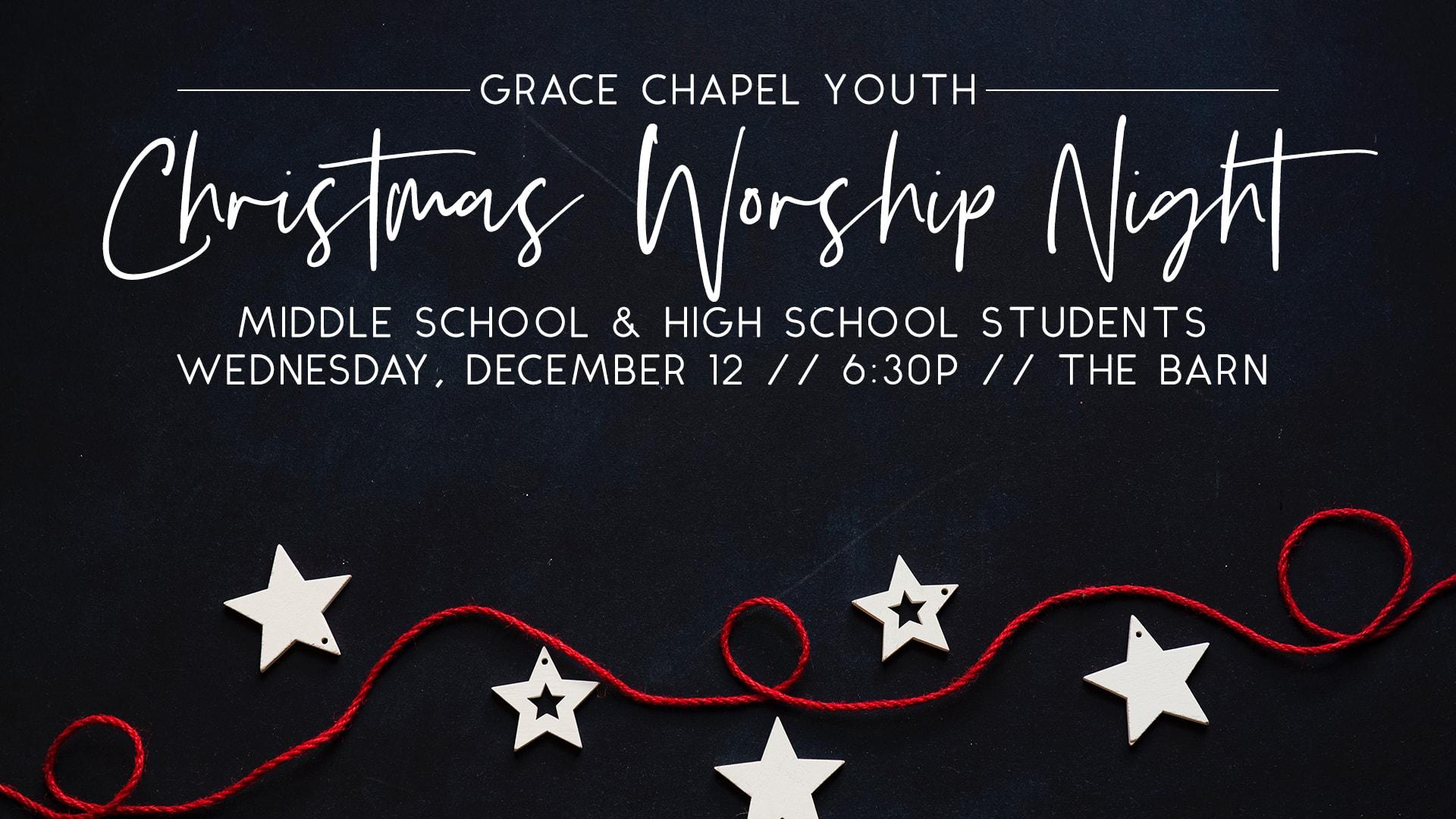 HSM MSM worship night