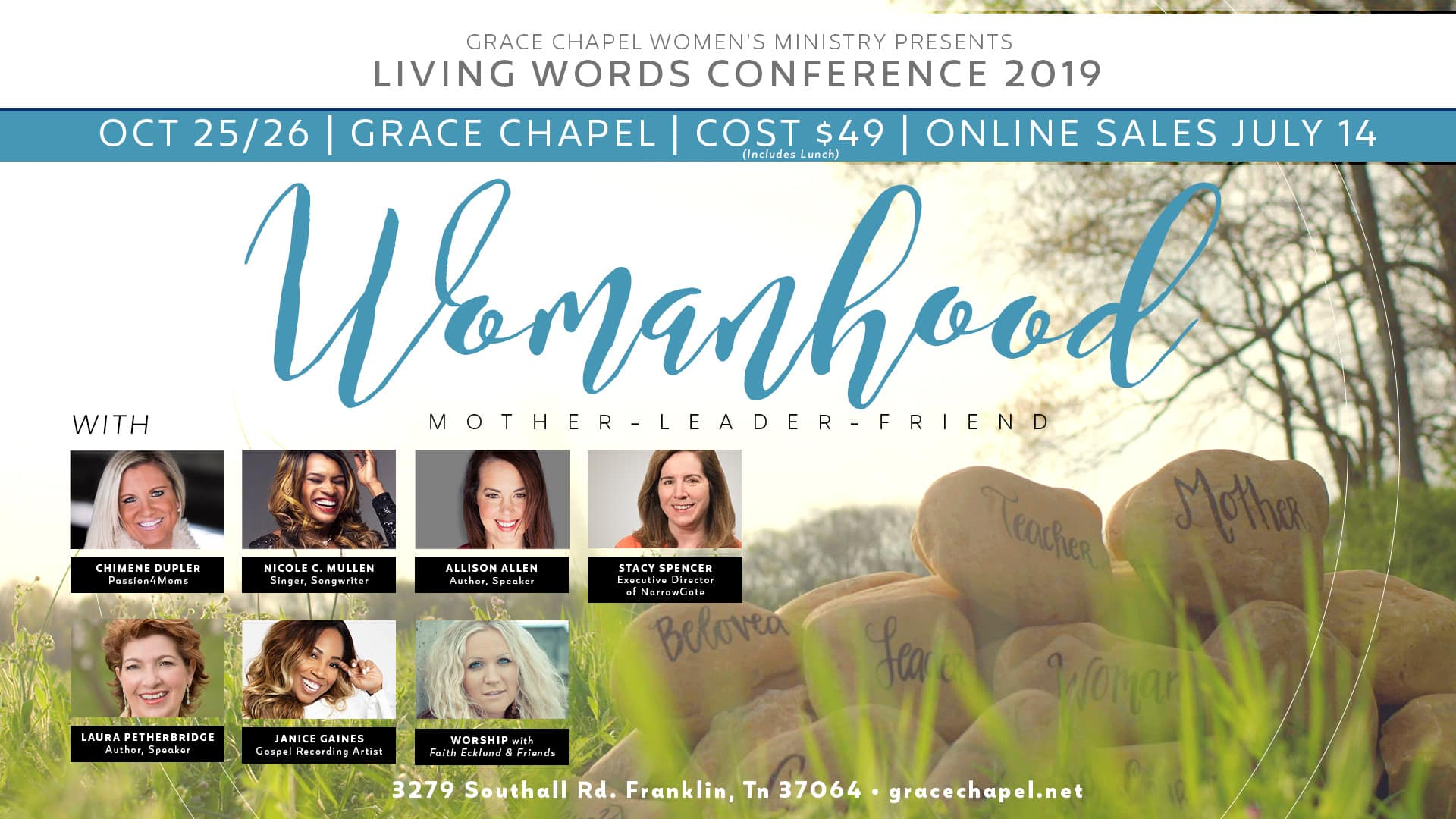 "Women's Conference ""Womanhood"""