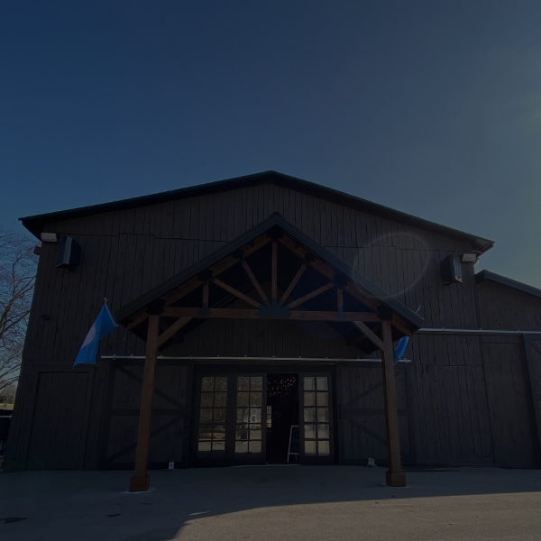 <b>The Barn</b> <br> is your space if you only want to be around people who are wearing masks. Masks are required in the Barn. This space will only be available during the 9am service.