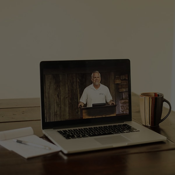 <b>Online Church </b><br>is your space if you still need more time before you come on campus, or if you'd rather attend in your jammies.