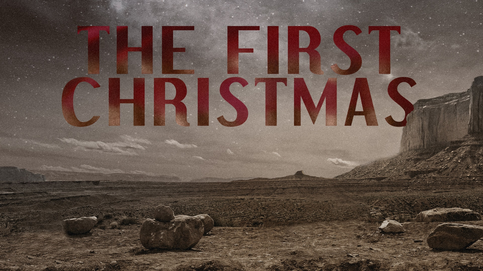 the first christmas 1920