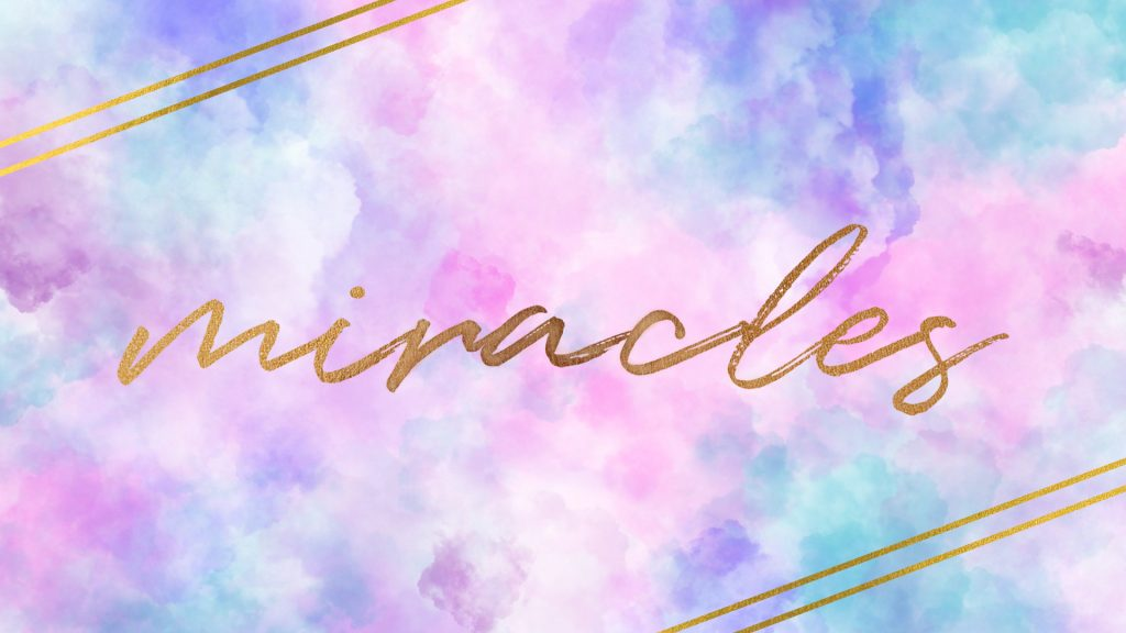 miracles 16x9