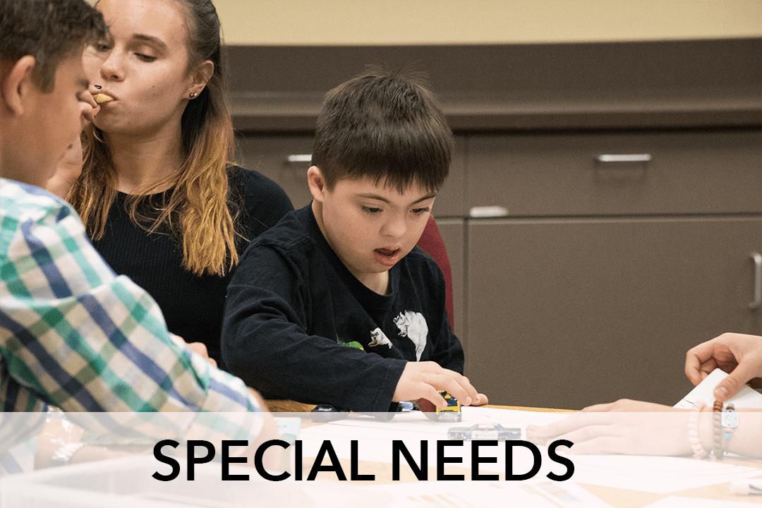 special needs-team