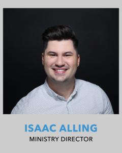 Meet Our Team Isaac Alling