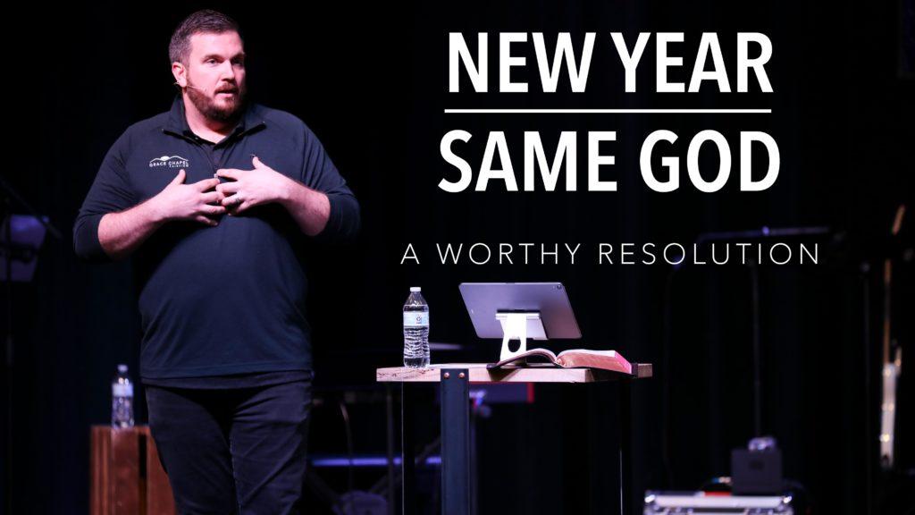 New Year Same God Update