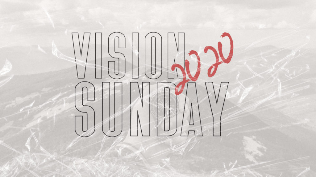 Vision Sunday - 1920 X 1080 Title